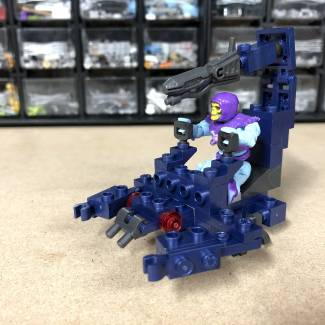 Image of: Building Idea: Venom Strike Skeletor