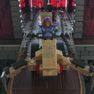 Image of: Skeletor's Sand Scorpion