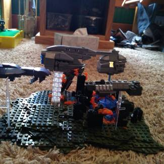 Image of: Updated moc