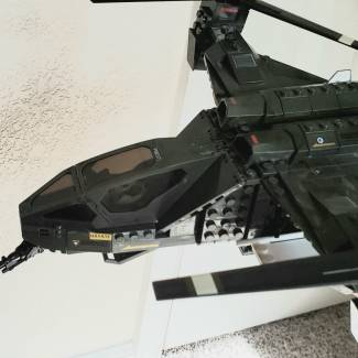 Image of: Falcon Hayate has located mia marine scout
