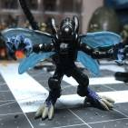 Image of: Flyer xenomorph....