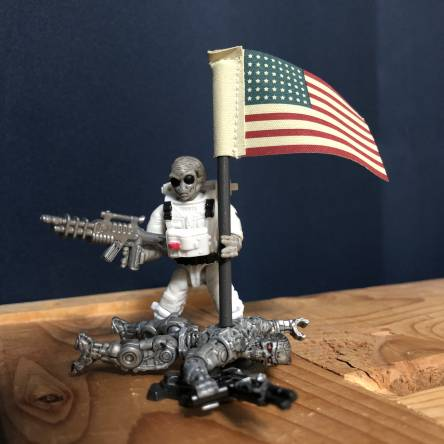 Image of: Space Force
