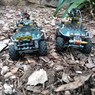 Image of: Custom warthogs