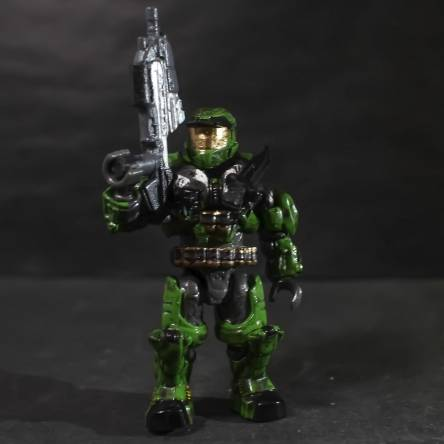 Máster chief (style halo reach)