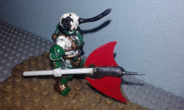 Share Project Doom Eternal New Marauder Axe S Mega Unboxed