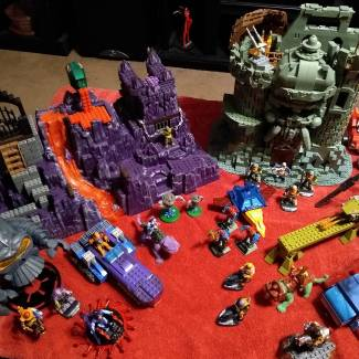 Image of: MOTU Customs Collection