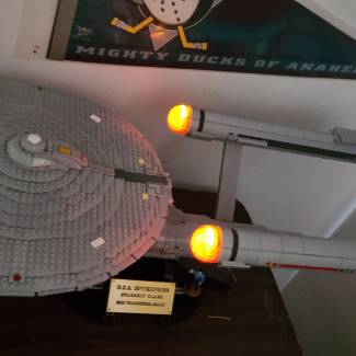 Image of: Star Trek - USS Enterprise