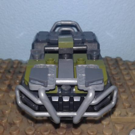 Jurassic World ATV MOC ( Prototype)