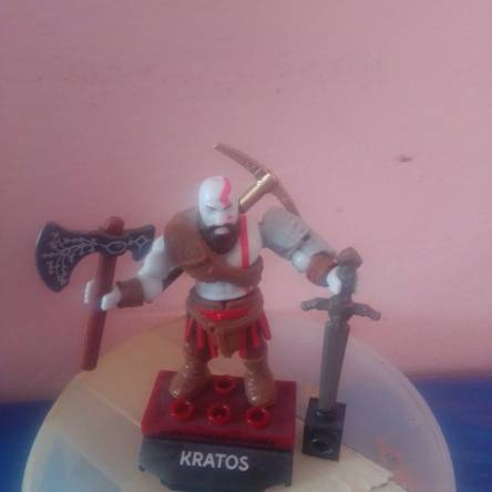 Kratos total war