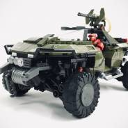 Ultimate Warthog (second attempt).