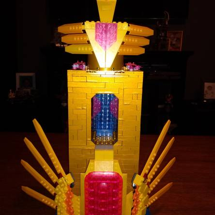 MOTU Crystal Castle