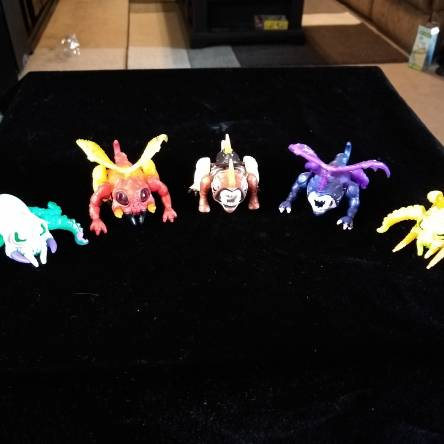 Breakout Beasts Spitters line Wave 1
