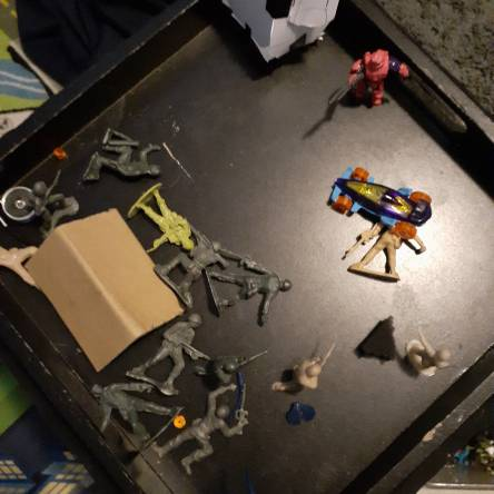 The toy war of 2019