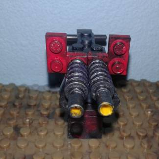 Image of: Gears of War Troika Turret