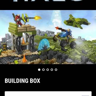 Image of: MOTU building box?