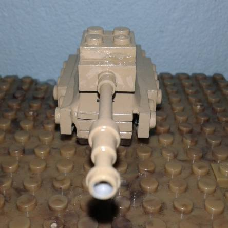 World of Tanks Blitz Micro scale: WWII British Heavy tank TOG II