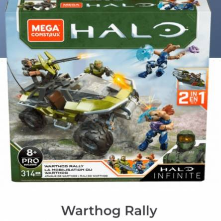 Previews: episode one: warthog rally