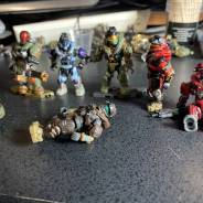 Modified molds and new reach era Spartans