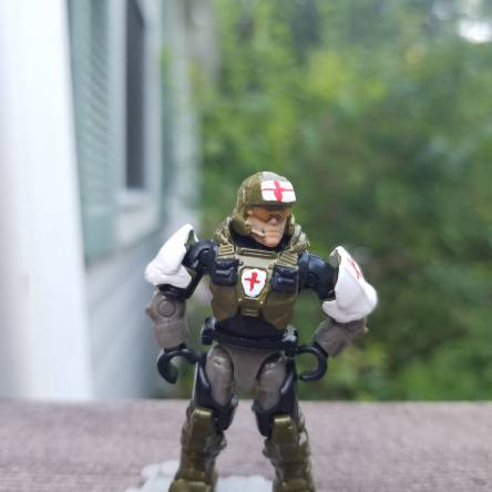 Halo 3 custom Marines