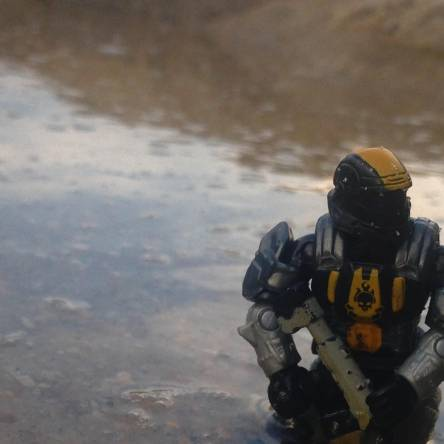 ODST Beach shoot