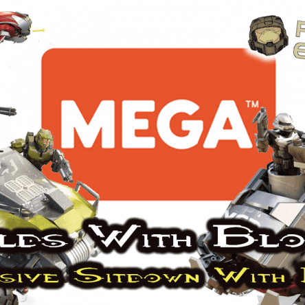 Builds with Blocks: A Sitdown With Mega Construx