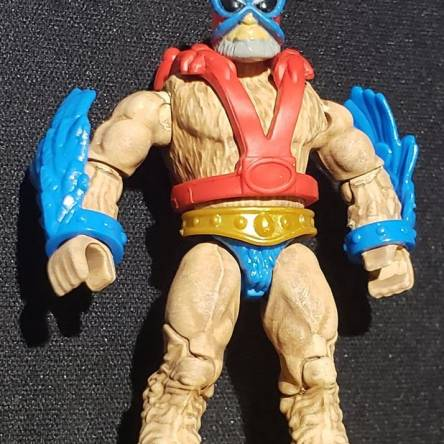 MCX Motu Mini Comic Stratos Custom