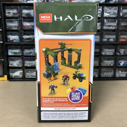 Closer Look: Halo Building Box Part 2