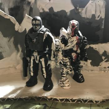 Task force shadow raven 2 soldiers
