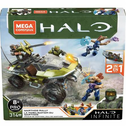 Just ordered the warthog rally set