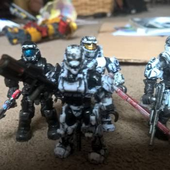 More paint washes+ upgrades