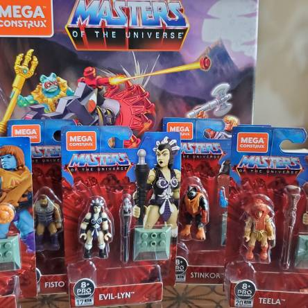 Masters of the Universe MCX Delivery