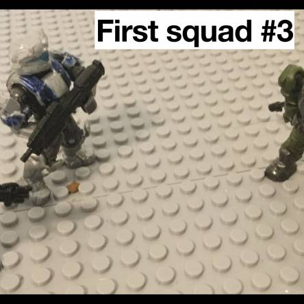 First squad #3