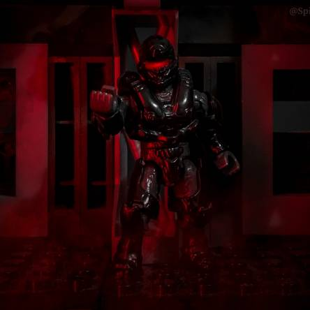 The Dark Spartan