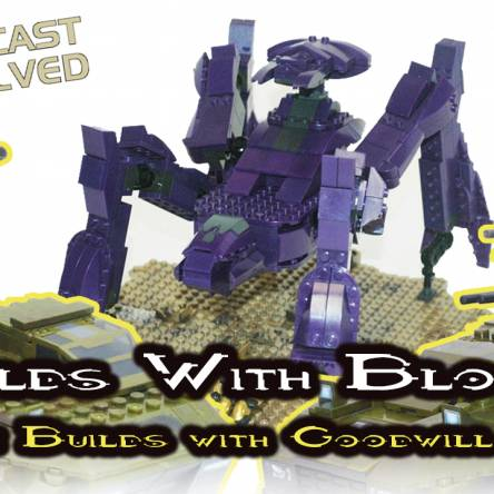 Builds with Blocks: Goodwill Hunter