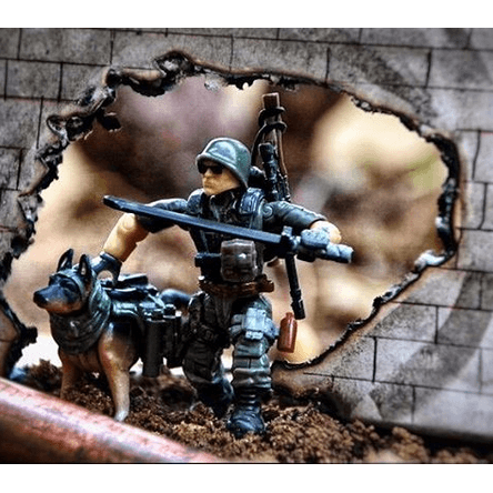 mega construx call of duty :)