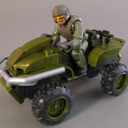Infinite Mongoose One-Seater