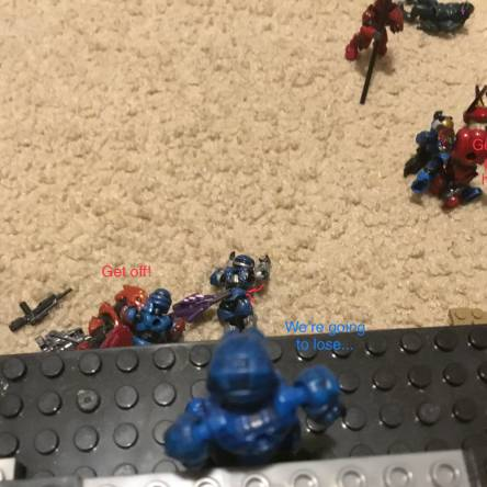 Red vs Blue Chapter 2 Episode 13