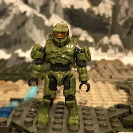 Custom halo infinite ultimate master chief and some tips in making awesome custom figures