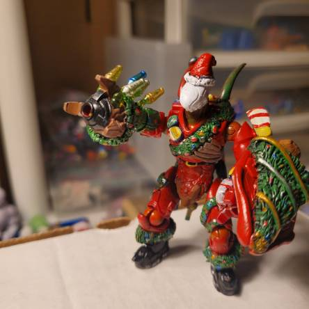 Christmas Hunter