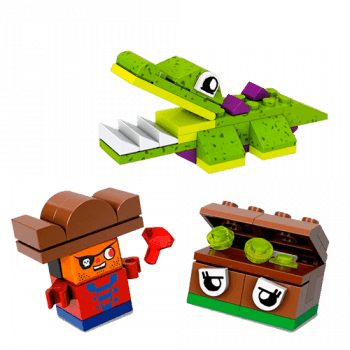 Image of Build Story Builders™️ Playful Pirate