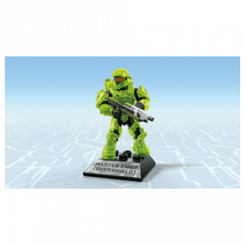 Image of Build Master Chief (Overshield)