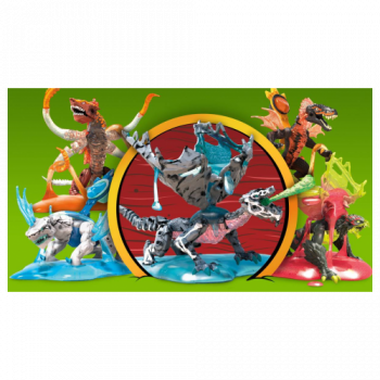 Image of Build Breakout Beasts Assortment – Series 5