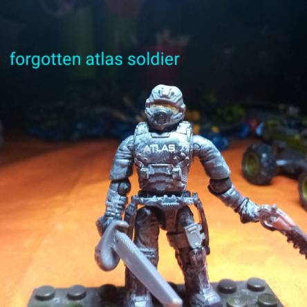 custom: forgotten atlas soldier