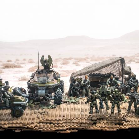 The Outpost Diorama