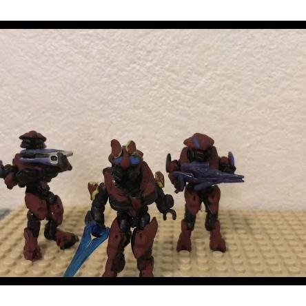 Halo reach custom zealots