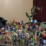 I believe it's time to find a bigger area for mega motu figures and customs