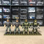 Halo Marines Height Update!