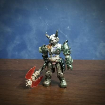 Marauder Custom Doom Eternal