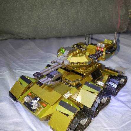 UNSC PROJECT TANK#2: Super Scorpion War