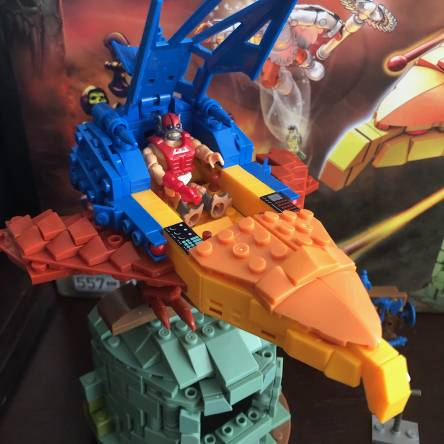 Point Dread and Talon Fighter